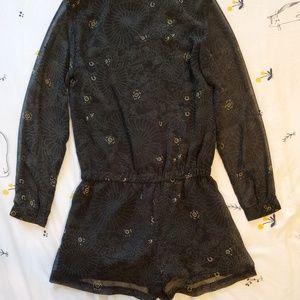 W118 by Walter Baker Pants & Jumpsuits - W118 by Walter Baker Romper